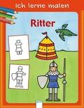 Ich lerne malen - Ritter