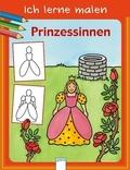 Ich lerne malen -Prinzessinnen-