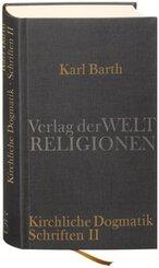 Dialektische Theologie - Kirchliche Dogmatik, 2 Bde.