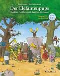 Der Elefantenpups, Direktor Fröhlich und das Zoo-Orchester, m. Audio-CD