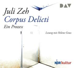 Corpus Delicti. Ein Prozess, 4 Audio-CDs
