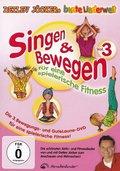 Singen & Bewegen für eine spielerische Fitness, DVD - Vol.3
