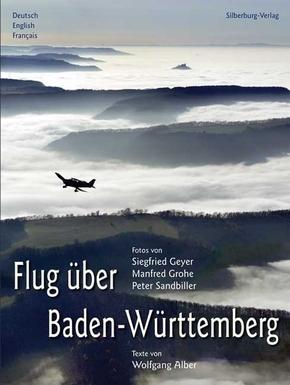 Flug über Baden-Württemberg; Flight over Baden-Württemberg; Le Bade-Wurtemberg vu du ciel