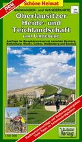 Doktor Barthel Karte Oberlausitzer Heide- und Teichlandschaft und Umgebung