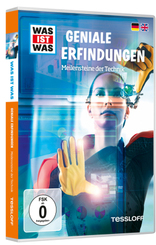 Geniale Erfindungen, 1 DVD