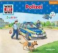 Polizei, Audio-CD - Was ist was junior Hörspiele Folge.8