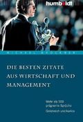 Die besten Zitate aus Wirtschaft und Management