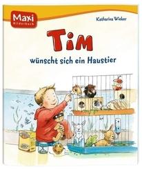 Tim wünscht sich ein Haustier