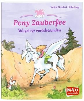 Pony Zauberfee, Wusel ist verschwunden