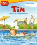 Tim macht das Seepferdchen - Maxi Bilderbuch