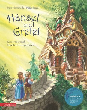 Hänsel und Gretel, m. Audio-CD