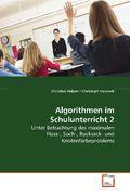 Algorithmen im Schulunterricht 2 (eBook, PDF)