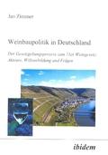 Weinbaupolitik in Deutschland