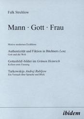 Mann - Gott - Frau