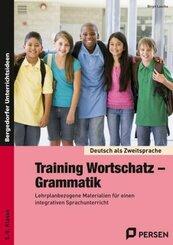 Training Wortschatz - Grammatik