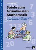 Spiele zum Grundwissen Mathematik