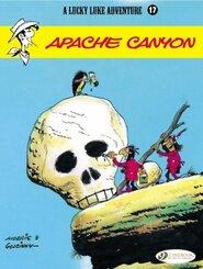 Lucky Luke Adventure - Apache Canyon