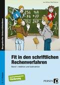 Fit in den schriftlichen Rechenverfahren - Bd.1