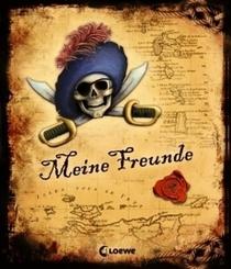 Meine Freunde (Motiv Pirat)
