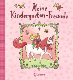 Meine Kindergarten-Freunde (Einhorn); .