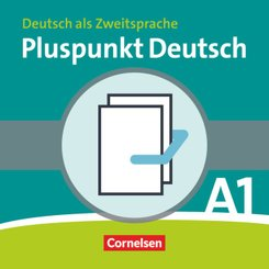 Pluspunkt Deutsch - Der Integrationskurs Deutsch als Zweitsprache - Ausgabe 2009 - A1: Teilband 2