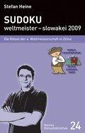 Sudoku weltmeister - slowakei 2009