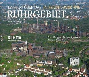 Im Flug über das Ruhrgebiet - In Flight over Ruhrgebiet