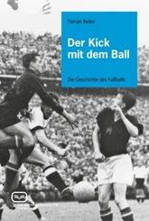 Der Kick mit dem Ball