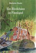 Ein Blockhaus in Finnland
