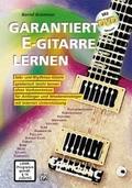 Garantiert E-Gitarre lernen, m. DVD