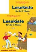 Kombipaket Lesekiste 1./2. Klasse, 2 Bde.