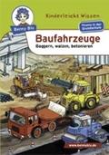 Benny Blu: Baufahrzeuge; Bd.261