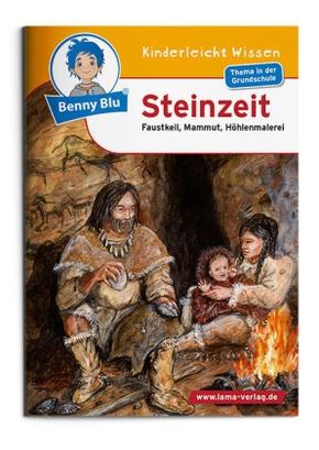 Benny Blu: Steinzeit; Bd.260