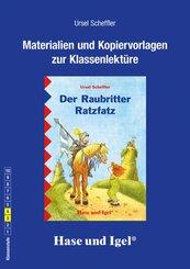 Materialien & Kopiervorlagen zu Ursel Scheffler, Der Raubritter Ratzfatz