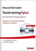 Testtraining plus, CD-ROM