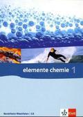 Elemente Chemie, Ausgabe Nordrhein-Westfalen (G8): 7.-9. Klasse, Schülerbuch; Tl.1