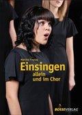 Einsingen allein und im Chor, m. Audio-CD