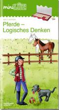 miniLÜK: Pferde, Logisches Denken