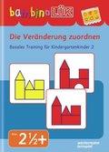 bambinoLÜK: Basales Training für Kindergartenkinder - Tl.2