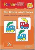 bambinoLÜK: Basales Training für Kindergartenkinder - Tl.1