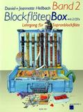 BlockflötenBox, m. 2 Audio-CDs - Bd.2