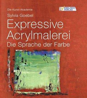 Expressive Acrylmalerei