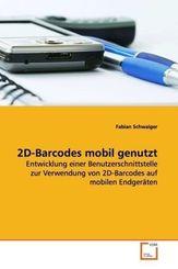 2D-Barcodes mobil genutzt (eBook, PDF)