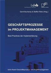 Geschäftsprozesse im Projektmanagement