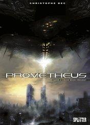 Prometheus - Blue Beam Project
