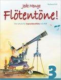 Jede Menge Flötentöne!, für Sopranblockflöte - Bd.3