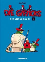 Die Gifticks - Das alte Schloss / Die Erbschaft