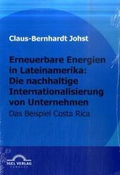 Erneuerbare Energien in Lateinamerika: die nachhaltige Internationalisierung von Unternehmen