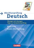 Deutschbuch, Abschlussprüfung Deutsch: Realschule Baden-Württemberg, 10. Schuljahr (Deutschbuch)