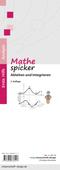 Mathespicker: Ableiten und Integrieren, Leporello